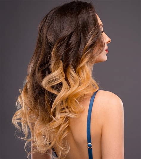 amazing brown  blonde hair color ideas