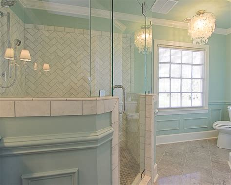sea glass bathroom ideas 28 images blue glass bath