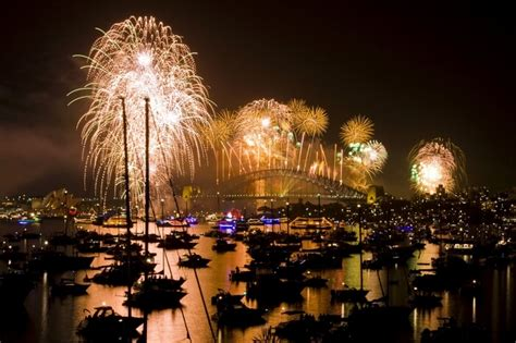 new year celebration in sydney welcome 2017 in style