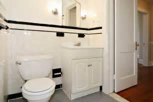 vintage tile bathroom dominion management
