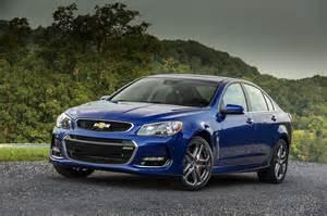 Chevrolet R 2016 Chevrolet Ss Egmcartech