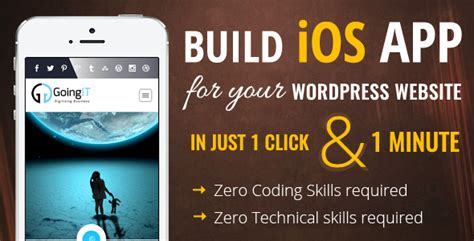 Iwapppress Builds Ios App For Any Website iwapppress builds ios app for any website by wapppress codecanyon