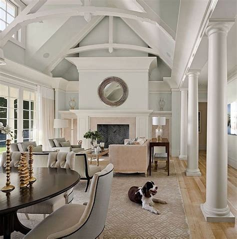 how to decorate a room with a cathedral ceiling homes