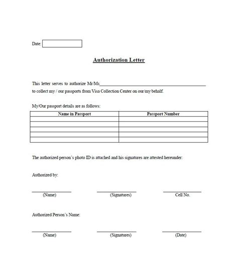 Authorization Letter Gst Authorization Letter Format Letter Format 2017
