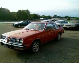 1980s Pontiac 1980 Pontiac Sunbird Pictures Cargurus