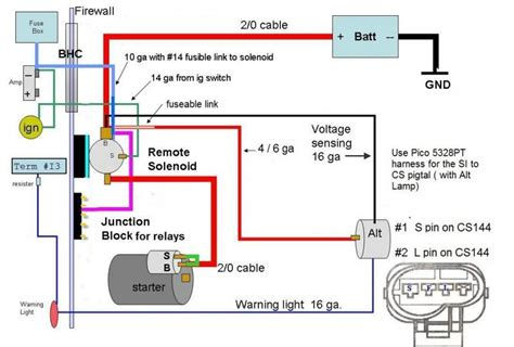 ls alternator wiring diagram wiring diagram manual