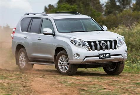 land cruiser prado car toyota land cruiser prado 2014 review carsguide
