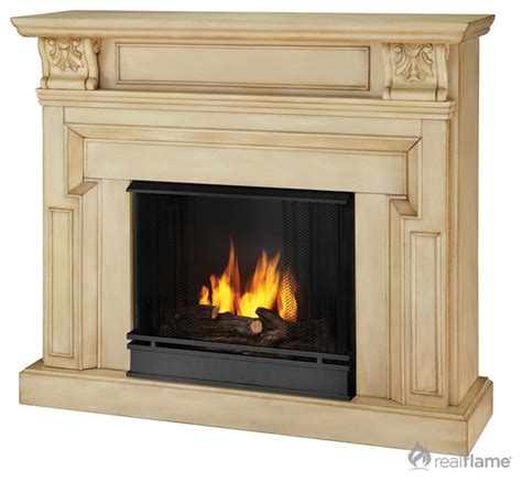 real kristine indoor gel fireplace