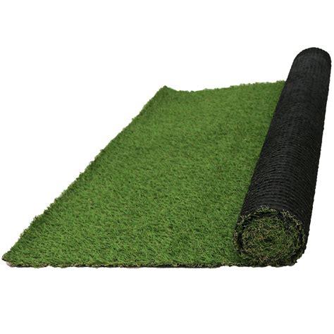Turf Mat - 17mm artificial grass mat 6ft x 3ft greengrocers turf