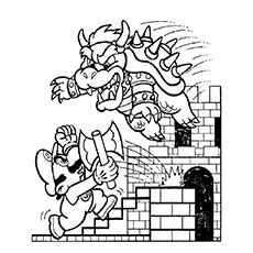 mario maker coloring pages top 20 free printable super mario coloring pages online