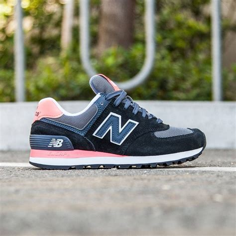 Newbalance For 574 new balance 574 new balance wl574cpl black guava grey