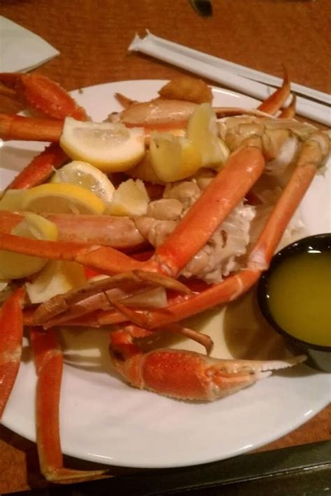 Crab Legs On Fridays For The Seafood Buffet Yelp Buffet With Crab Legs Near Me