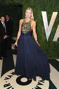 Vanity Fair Oscar Sharapova Sharapova At 2013 Vanity Fair Oscar