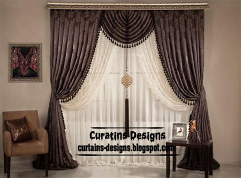 style of curtain designs curtain designs