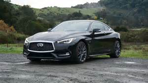 Infiniti Q Coupe 2017 Infiniti Q60 Sport 400 A Gorgeous Sports Coupe