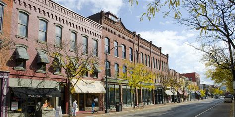 small american cities america s best small towns according to rand mcnally