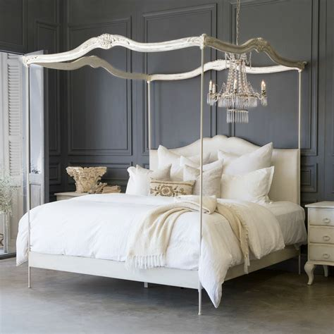 silver canopy bed eloquence aria queen canopy bed queen canopy bed non