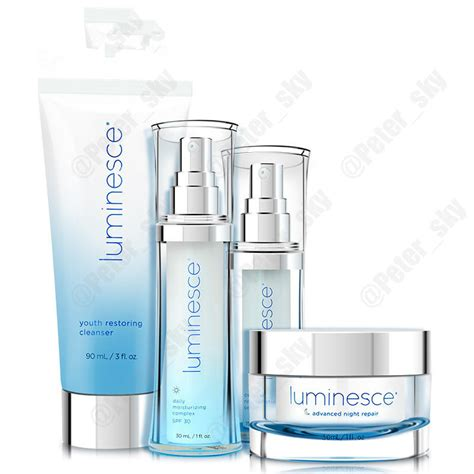 Serum Luminesce aliexpress buy jeunesse luminesce set 4 cleanser