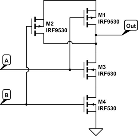 nand gate using diode digital logic can an operational lifier circuit be made entirely out of diode nand and nor