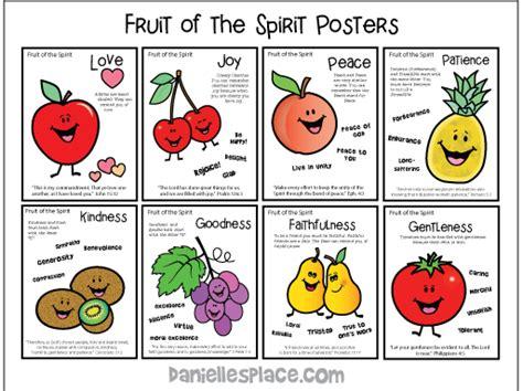 7 fruit of the spirit fruit of the spirit sunday school lesson