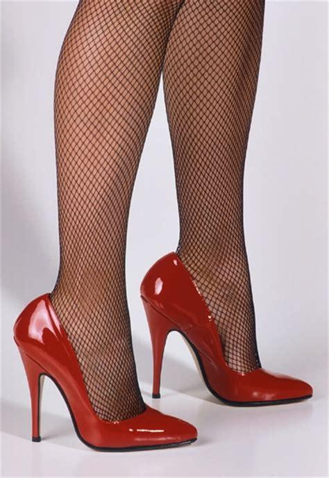 scow pump classic red heels heels zone