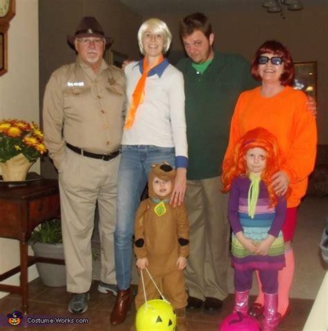 scooby doo crew costume