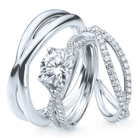 saying quot forever quot with kwiat wedding rings king jewelers