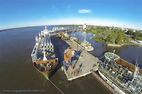 imagenes rio negro uruguay puerto de fray bentos r 237 o negro uruguay desde lo alto