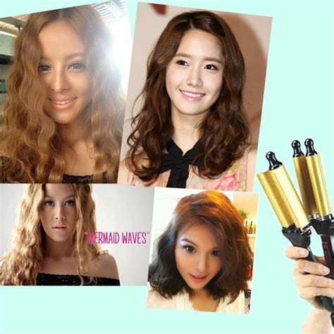 Catok Rambut Spiral buy magic hair modelador wands deals for only rp199 000