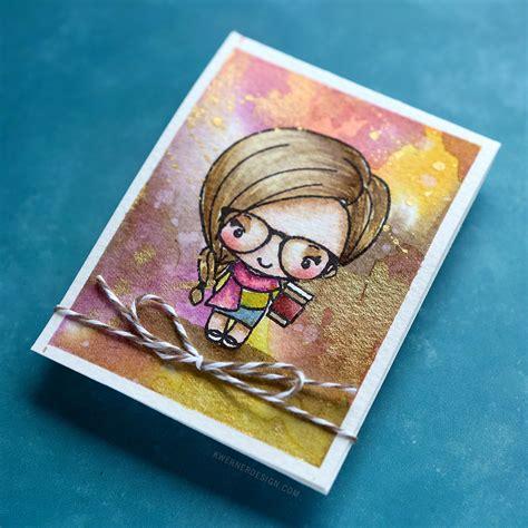 Simon Says St Gift Card - sending lots of love simon says st july 2014 card kit kwernerdesign blog