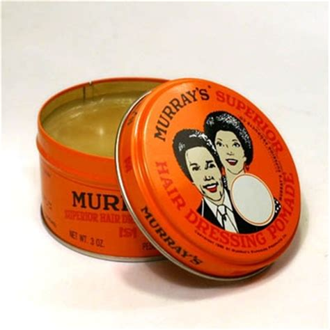 Murrays Superior Strong Hold Pomade murray s superior hair dressing pomade classic hair products