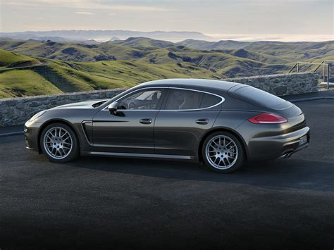 2016 Porsche Panamera Price Photos Reviews Features