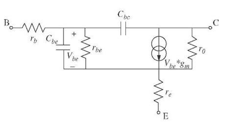 transistor equivalent circuit circuit design gps part 1