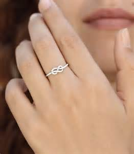 gold infinity ring infinity ring wedding band solid gold
