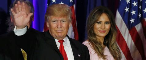 donald trump wife donald trump s amazing mind attracted wife melania abc