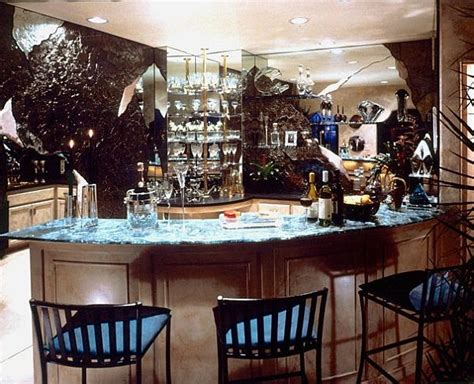 area  install  home bar
