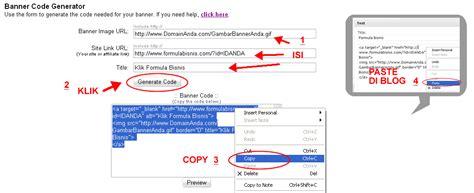 kode html membuat header website jokosusilo com cara membuat kode banner dengan mudah