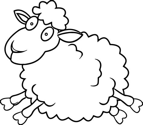 coloring book pages of sheep awesome sheep coloring pages wecoloringpage pinterest