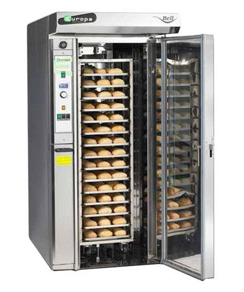 Bakery Oven Racks by Europa Bell Compact