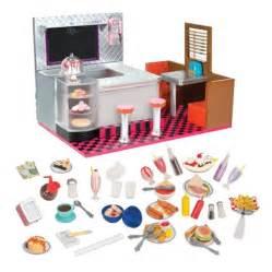 target kitchen set retro diner our generation target