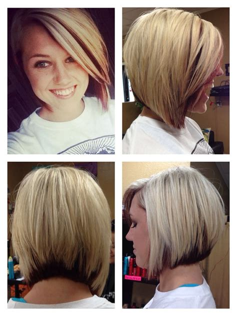 dirty blonde bob hairstyle with peek a boo highlights 1000 ideas about blonde peekaboos on pinterest side