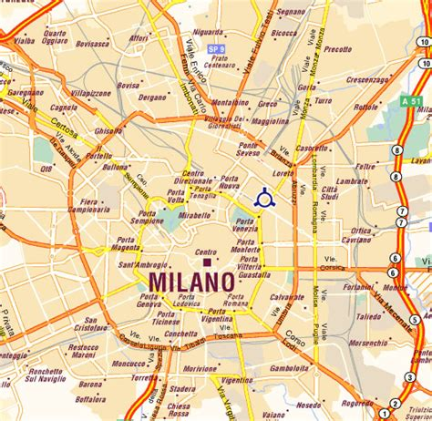 pavia mappa turistica lombardia cartina turistica