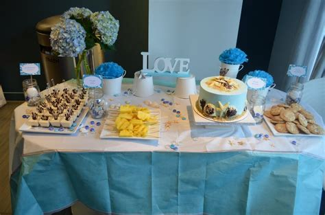 themed food events perfect beach theme dessert table for my bridal shower yelp