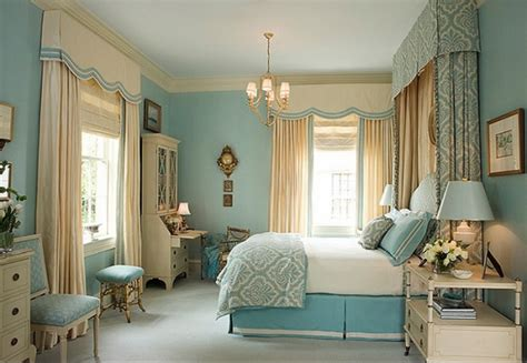 Coral And Turquoise Curtains 40 Bedroom Paint Ideas To Refresh Your Space For Spring