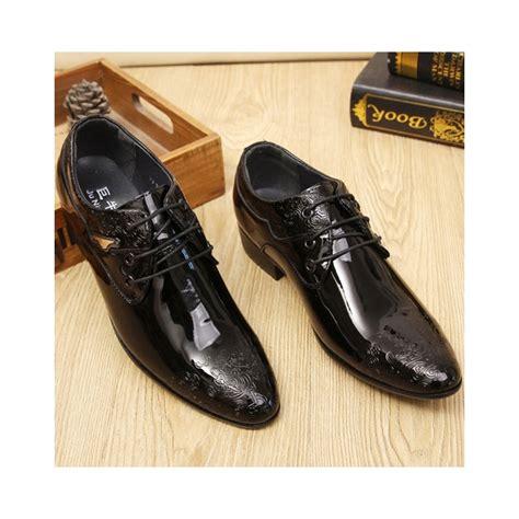 Sepatu Fashion Glossy Br8297 jual sepatu kantor pria glossy