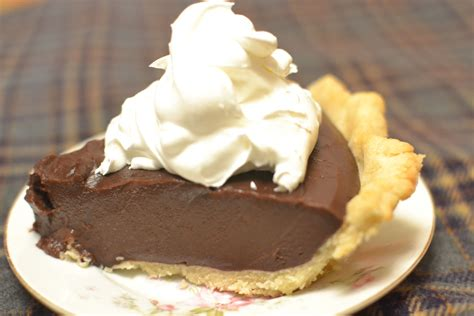chocolate pudding pie recipe dishmaps
