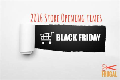 2016 black friday store openings frugal finds during naptime
