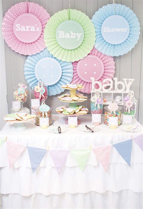 As A Button Baby Shower Ideas by Kara S Ideas As A Button Baby Shower