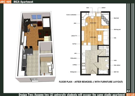 studio apartment layout ideas codeartmedia how to design a studio apartment layout