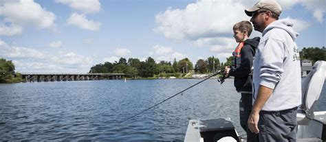 fishing boat rentals minocqua wi minocqua wi outdoors places to stay restaurants